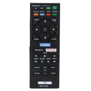 Télécommande compatible lecteurs Blu-ray SONY