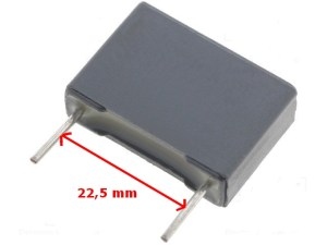 Condo claxe x2 22.5mm