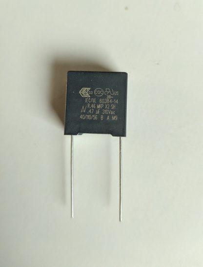 Condensateur x2 470nf 275v 310v