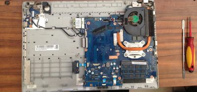 samsung laptop RV511