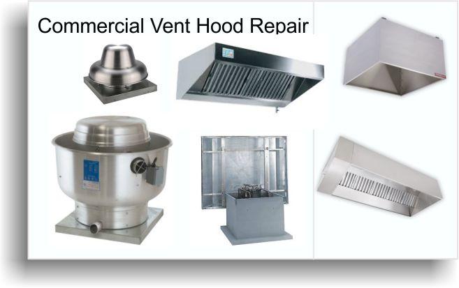 exhaust fan repair commercial kitchen