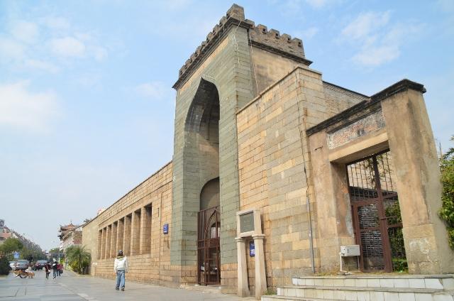 Mosquée Qingjing - Quanzhou