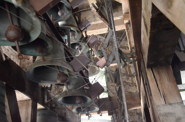 Basilique de la Visitation - Carillon