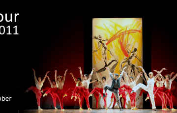 Bejart Ballet Lausanne - Asian Tour