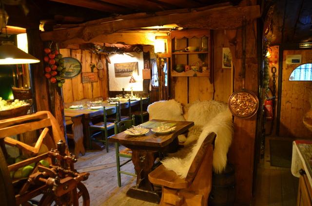 Restaurant Les Trappeurs