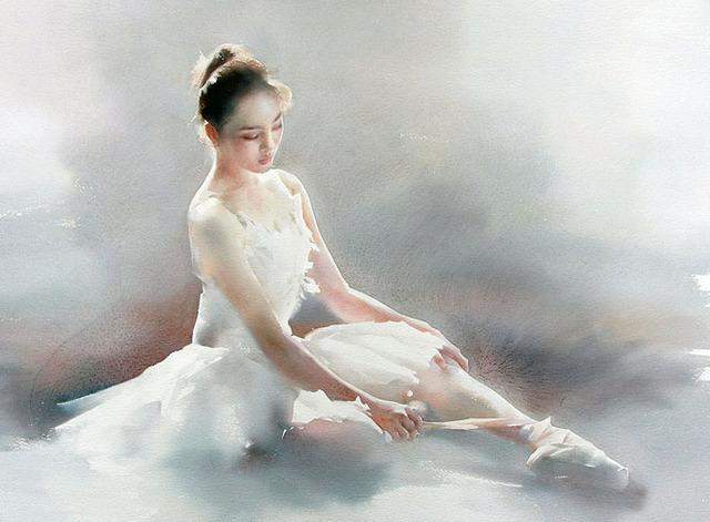 Liu Yi - Ballet