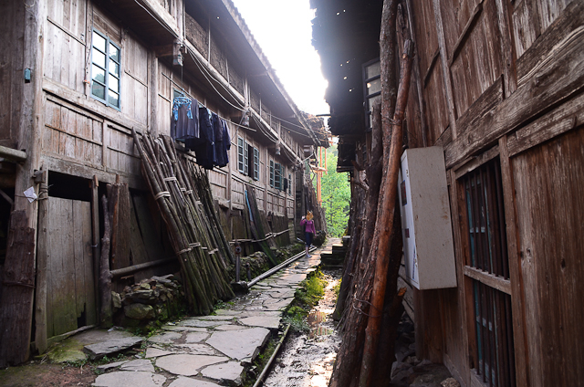 Dazhai - Village Yao