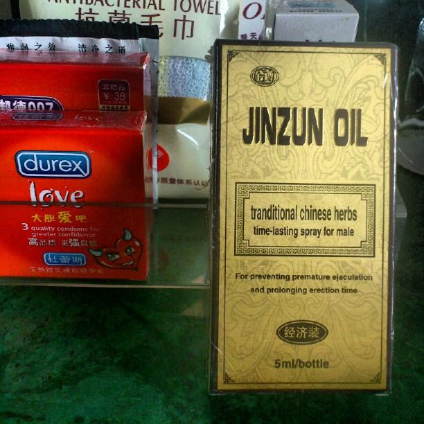 Jinzun Oil