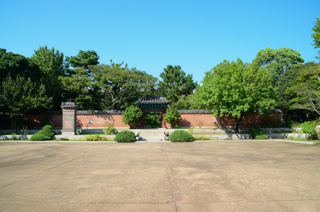 Yeomiji - jardin coréen