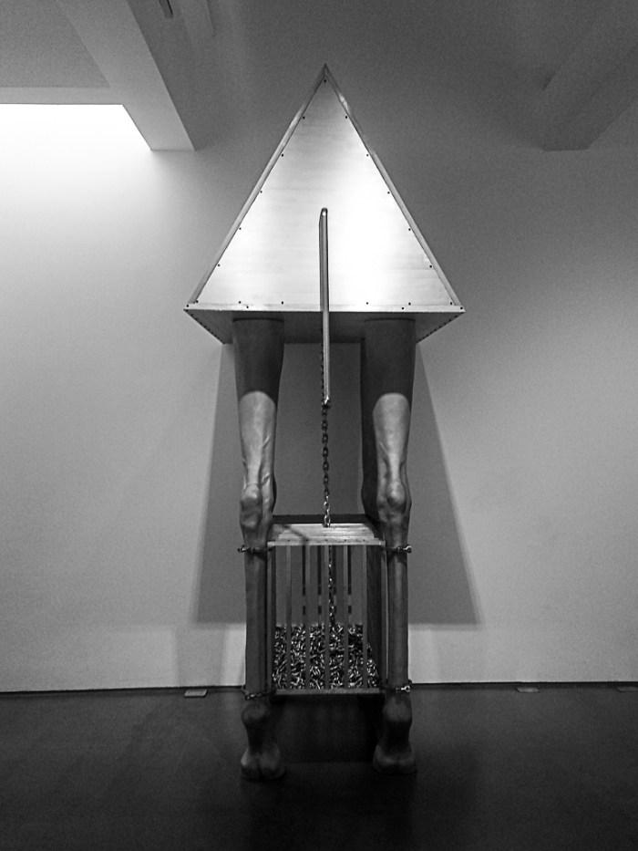 Gao Lei - M-275 (sculpture d'art contemporain)