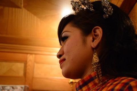 Eastern & Oriental Express - Dance show