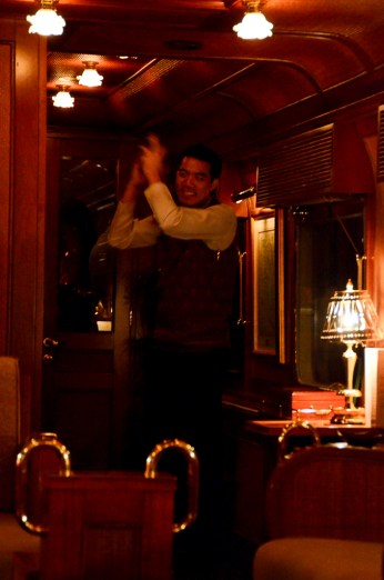 Eastern & Oriental Express - Barman