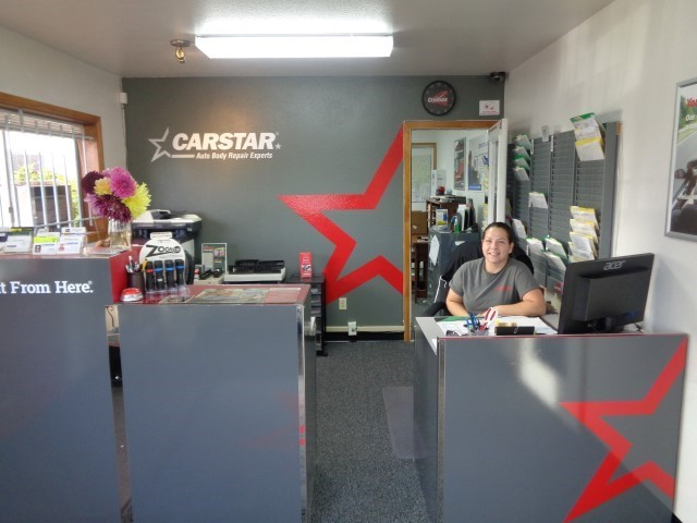 "Vancouver, Wash.-based Jacobus CARSTAR was among the CARSTARs which have been remodeled as part of a ""rebranding"" push over the past year. (Provided by CARSTAR)"