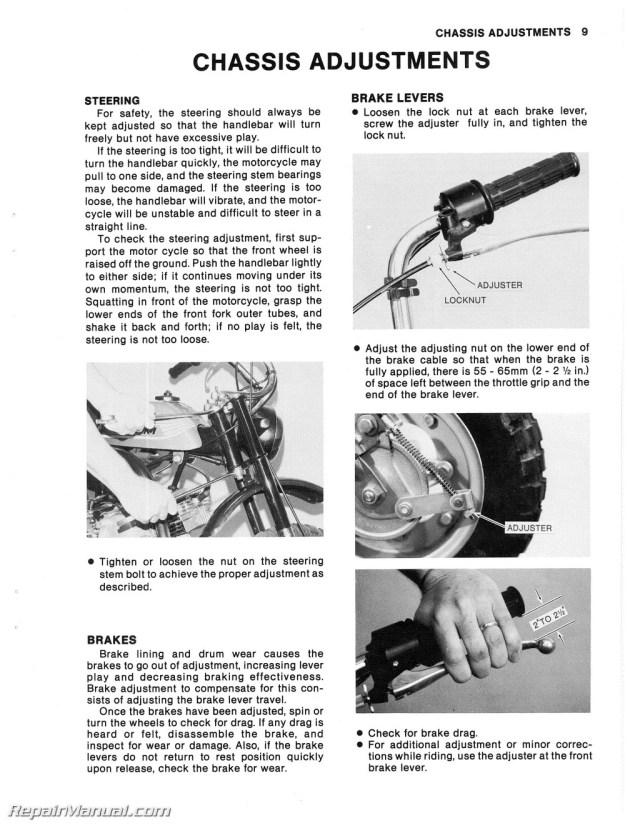 1975 Yamaha Dt 125 Service Manual | hobbiesxstyle