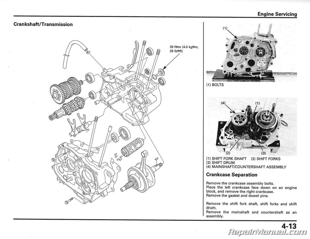 Suzuki Gsx Motorcycle Service Manual