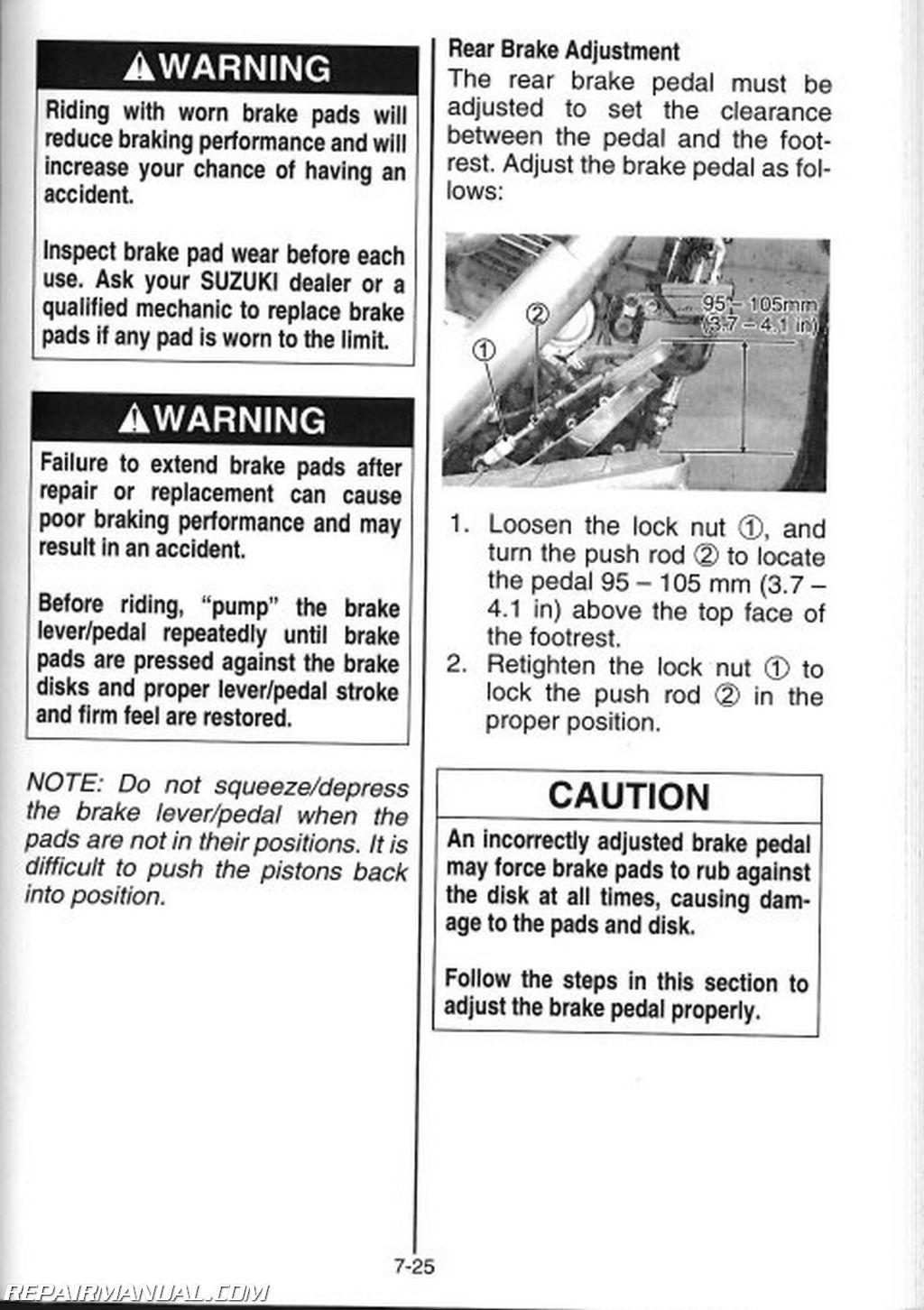 03 R1 Service Manual