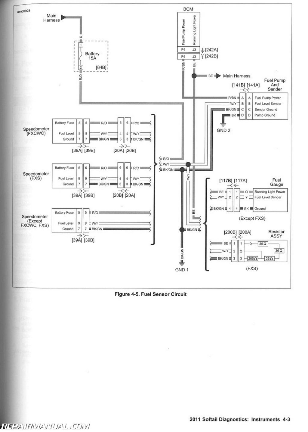 Yamaha Golf Cart Wiring Diagram Ly Fresh Harley Davidson Wiring Diagram For Free