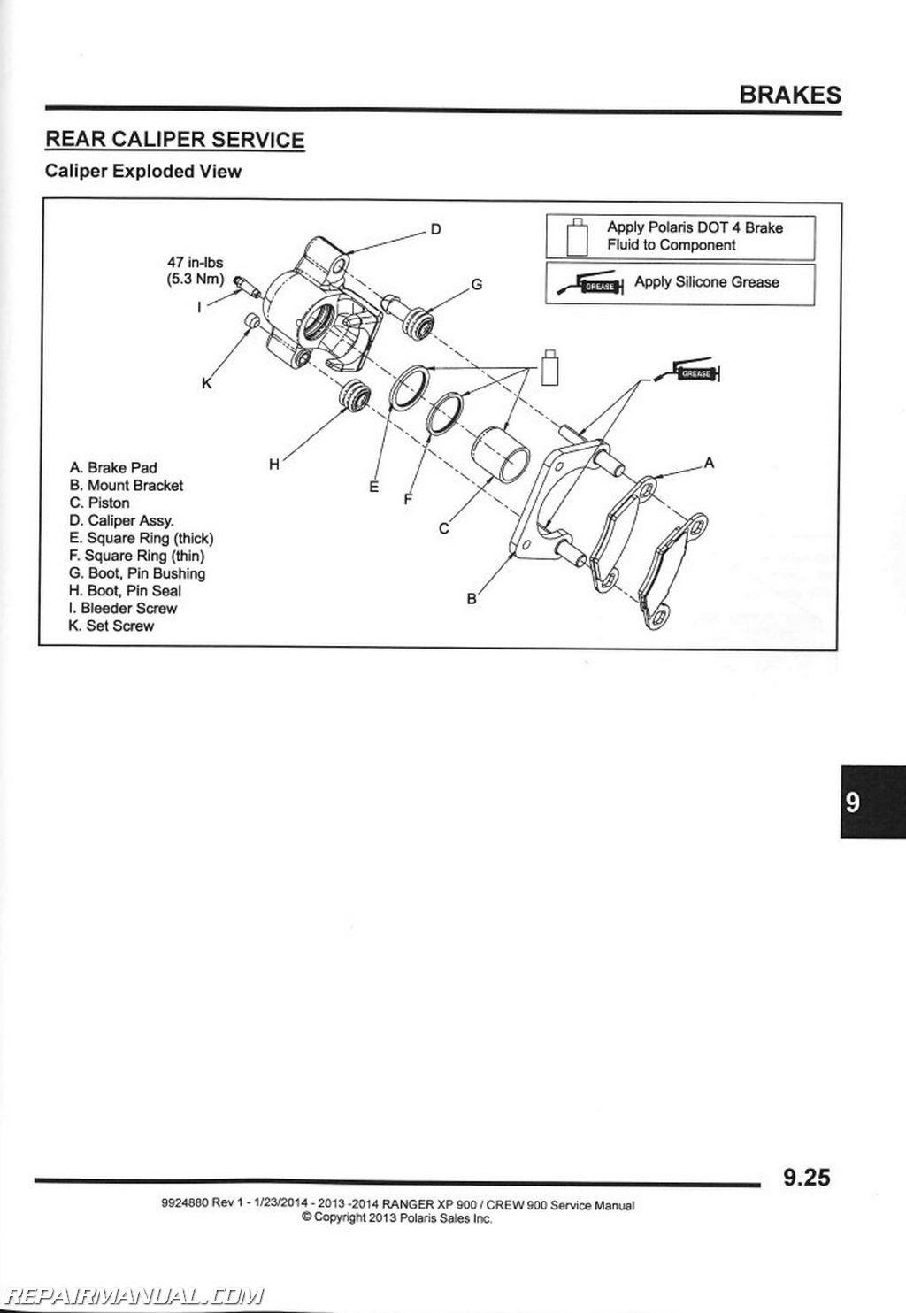 download polaris ranger xp 700 2007 07 service repair workshop manual