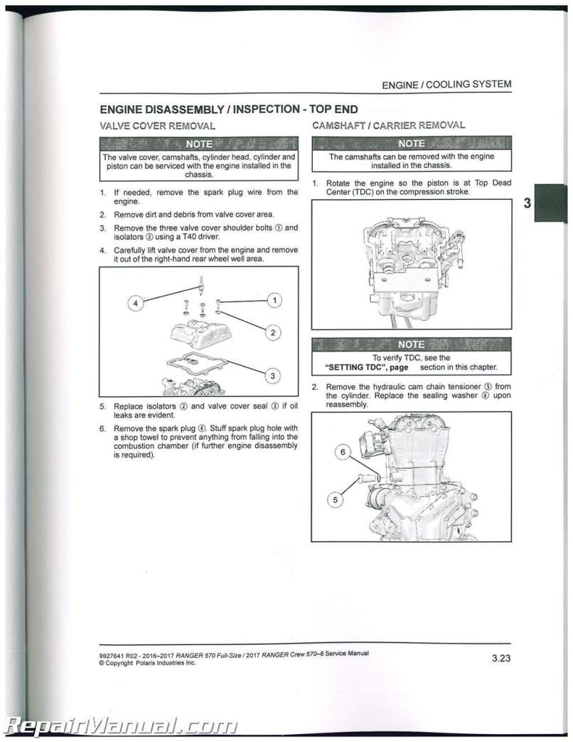 2017 Polaris Ranger 570 Crew Parts Diagram