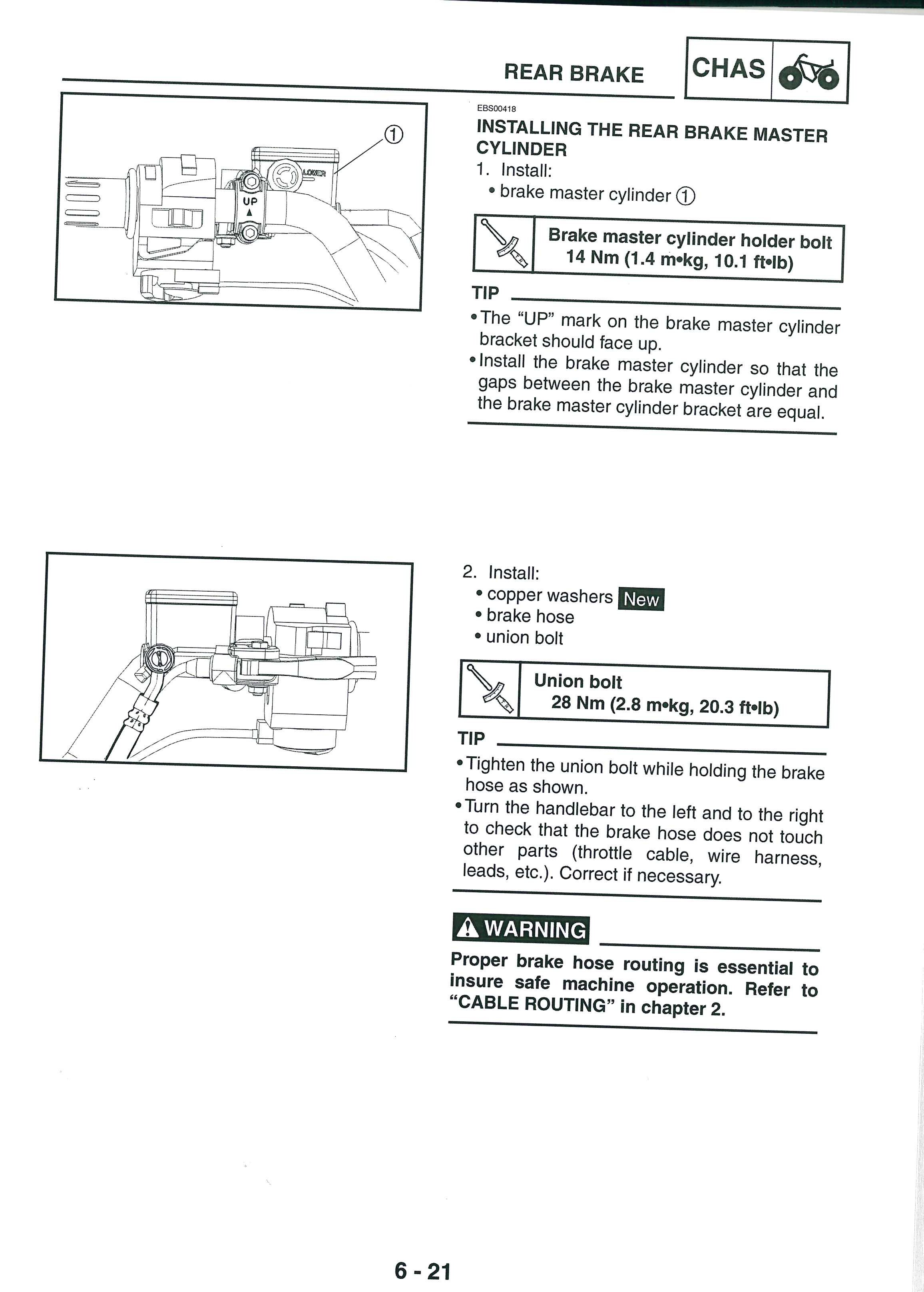 Yamaha Yfm90 Raptor Service Manual Lit