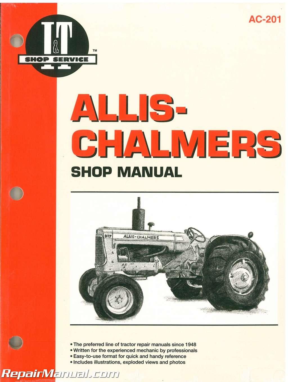 D 17 Allis Engine Diagram Chalmers