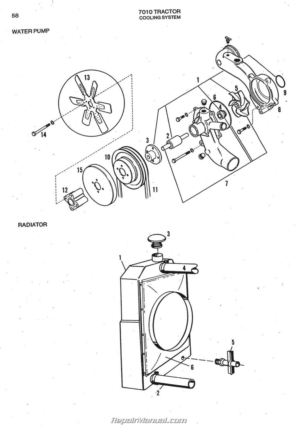 Allis Chalmerssel Parts Manual