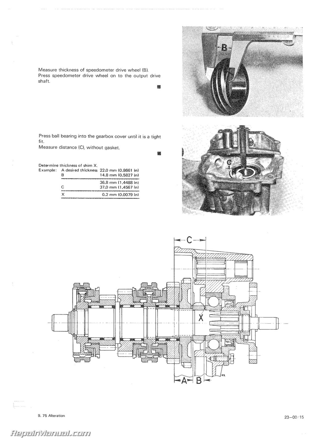 Bmw Shop Manual For Bmw Automobiles