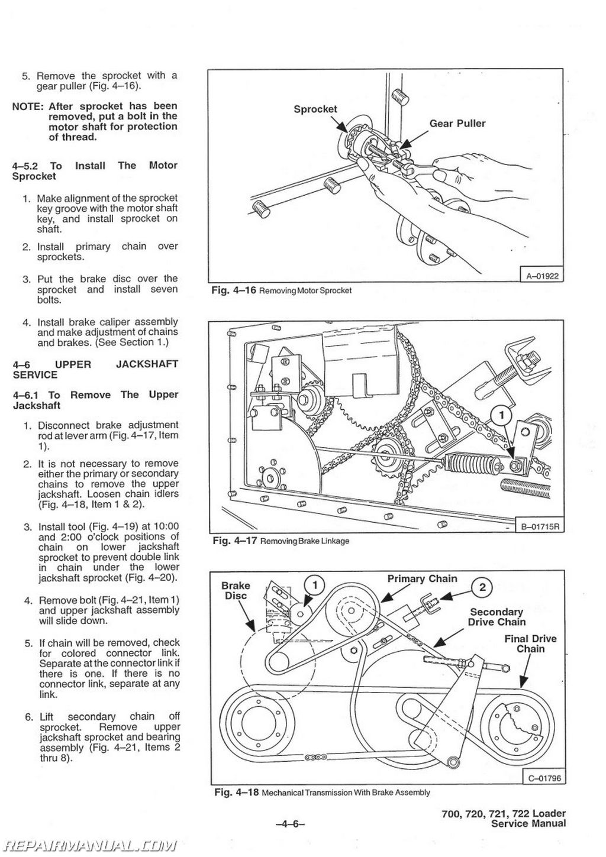 C Skid Steer Wiring Diagram