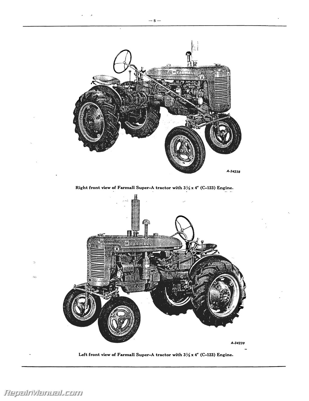 Wiring Diagram For Farmall 806 Tractor