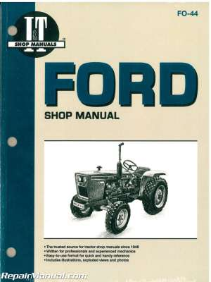 Ford New Holland 1100 1110 1200 1210 1300 1310 1500 1510