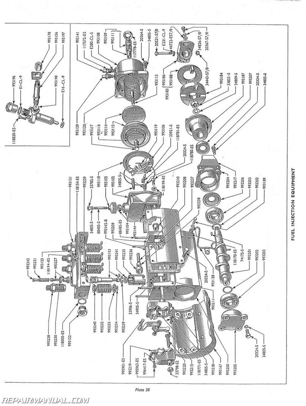 Fordson Power Major Parts Manual