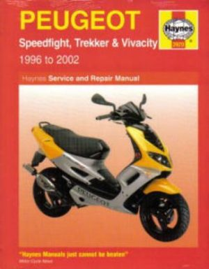 Daelim S2125 Scooter Service Manual