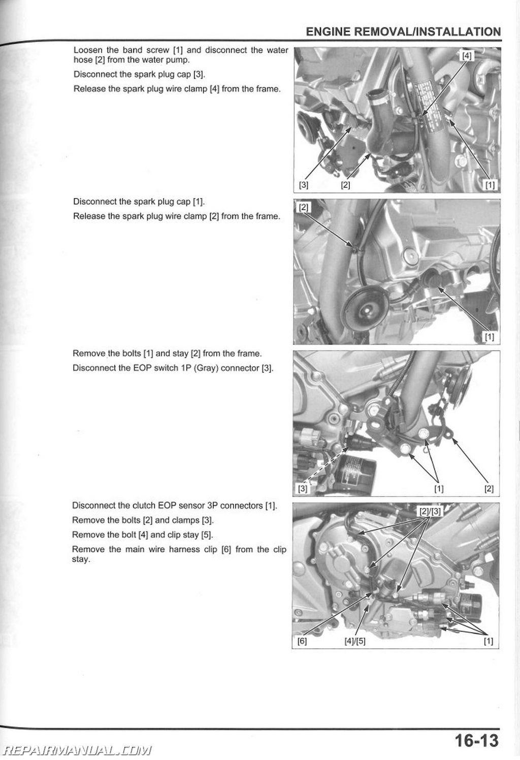 Honda Nc700x Xd Xa Sa Nc750xa Sa Motorcycle