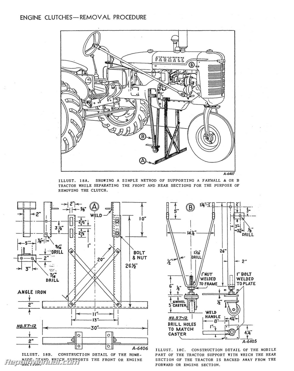 wiring diagram database  international harvester farmall tractor engine  clutch
