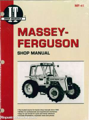 MasseyFerguson MF670 MF690 MF698 Tractor Manual