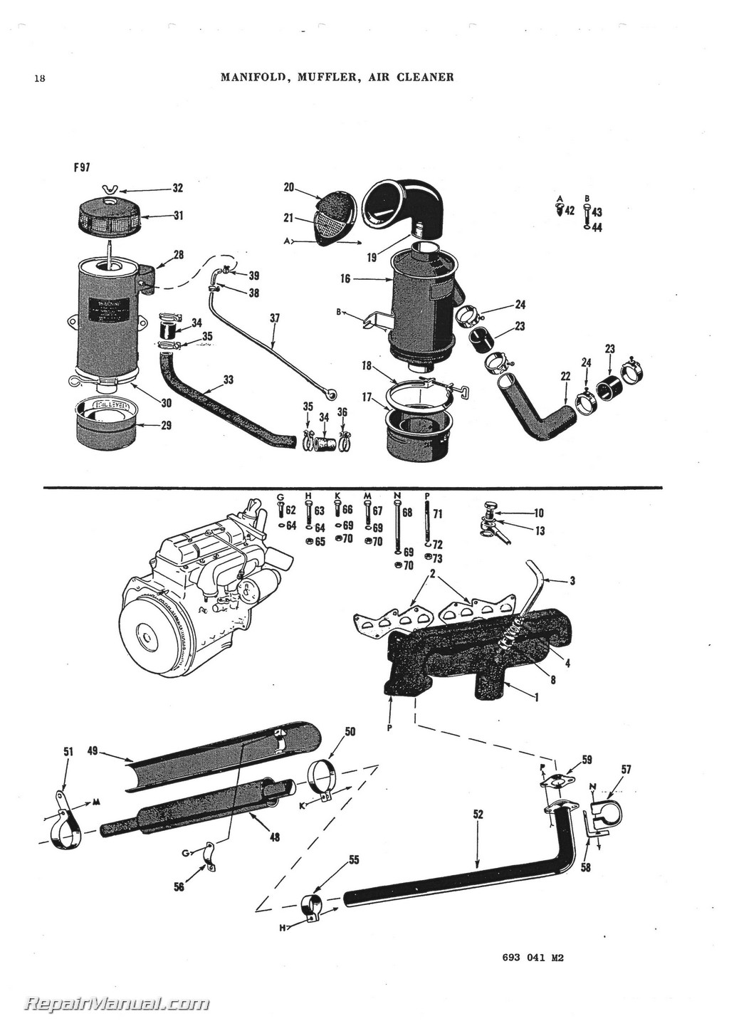 To 30 Ferguson Tractor Wiring Diagram