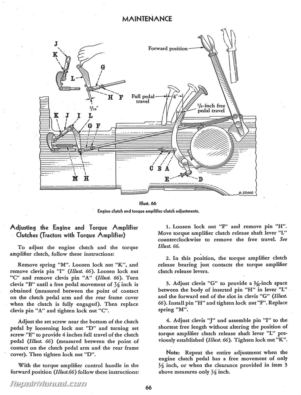 headlight wiring diagram ih farmall tractor