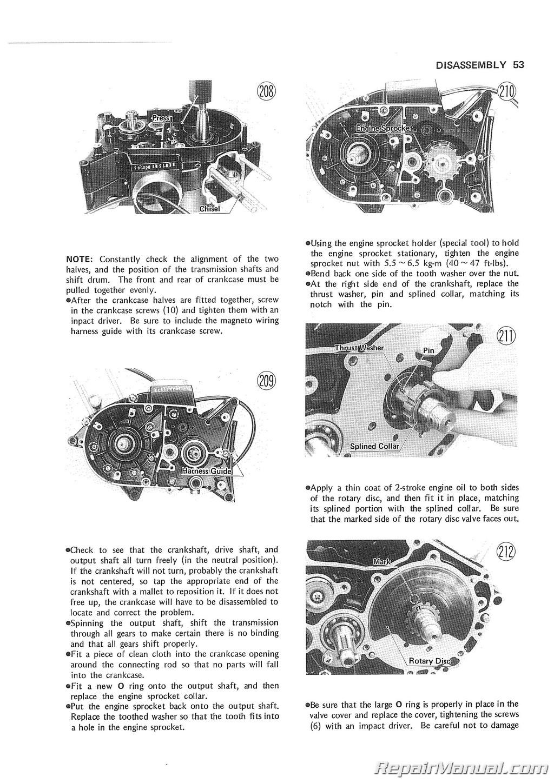 Diagram Kawasaki Barako 175 Wiring Diagram Full Version