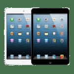 iPad mini Jahr: 2012 Model: (A1432, A1454, A1455)