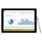 Surface Pro 3 (Modell: 1631)