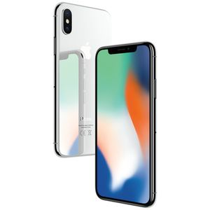 iPhone X 256Gd Silver