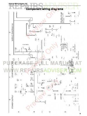 Volvo Truck FM Euro5 Service Manual PDF Wiring Diagrams