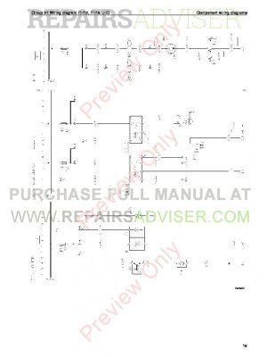 Volvo Trucks FM712, FH1216, NH12 Wiring Diagram Service