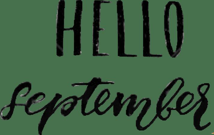 September, Σεπτεμβριος, φθινόπωρο, νέοι στόχοι