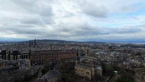 View of the Edinburgh city, Scotland, Σκωτία