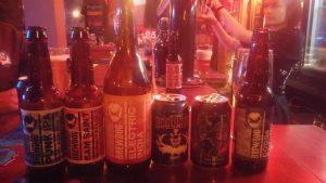 beer tasting, U fleku, brewdog