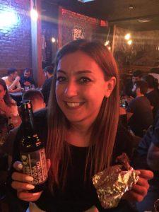 beer tasting, U fleku