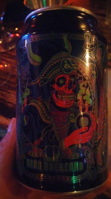 Neon Overlord 7,3% alc., beer tasting, U fleku