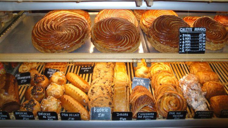 Boulangerie in Paris, France