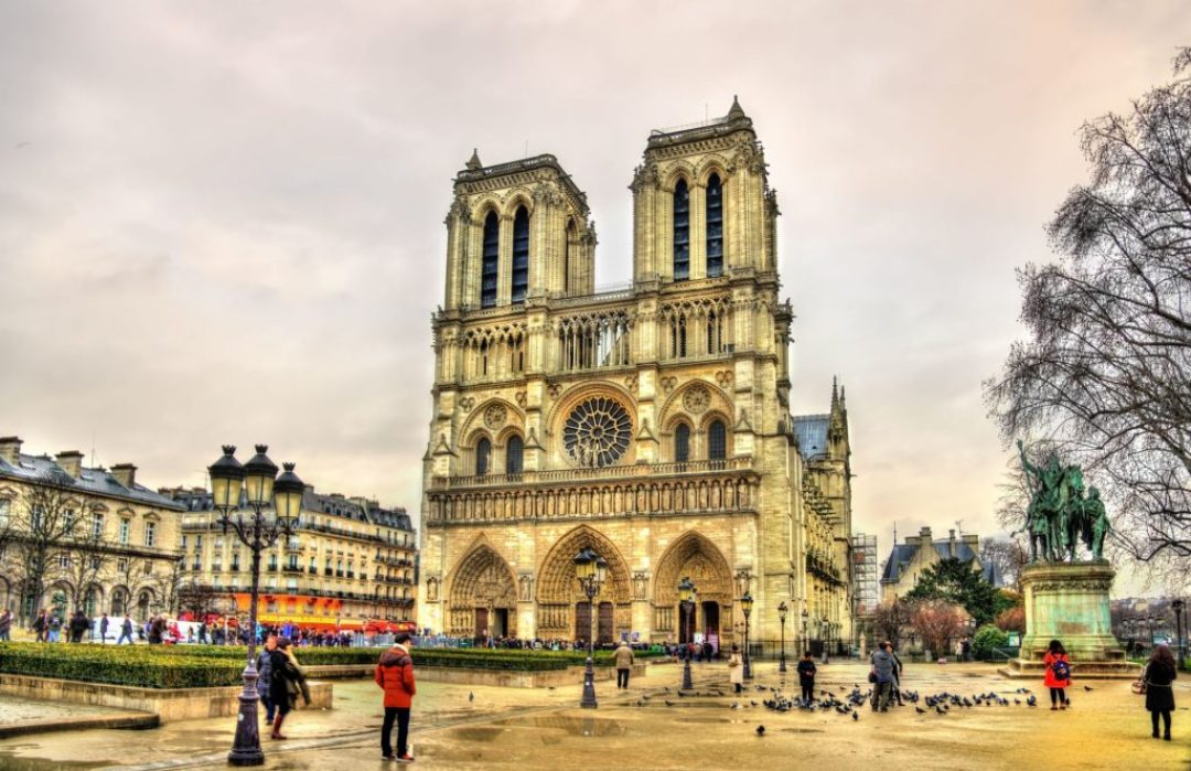Paris Notre Dame, Η Παναγία των Παρισίων, Παρίσι